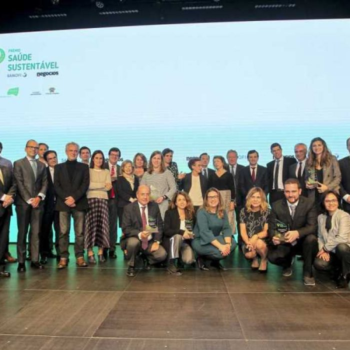 Associação Prevenir vence Prémio na 8ª Edição do Prémio Saúde Sustentável