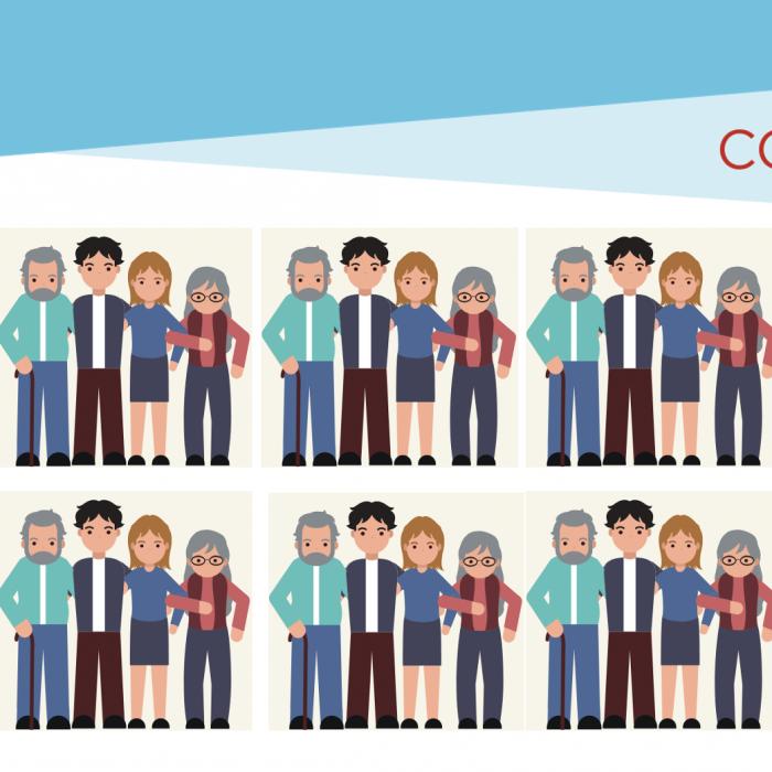 COVID-19 em Números: Especial Apoio a Pessoas Isoladas com 65 > Anos