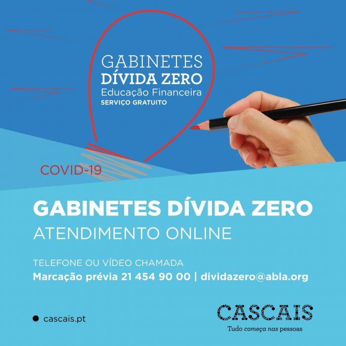 Gabinetes Dívida Zero disponíveis online