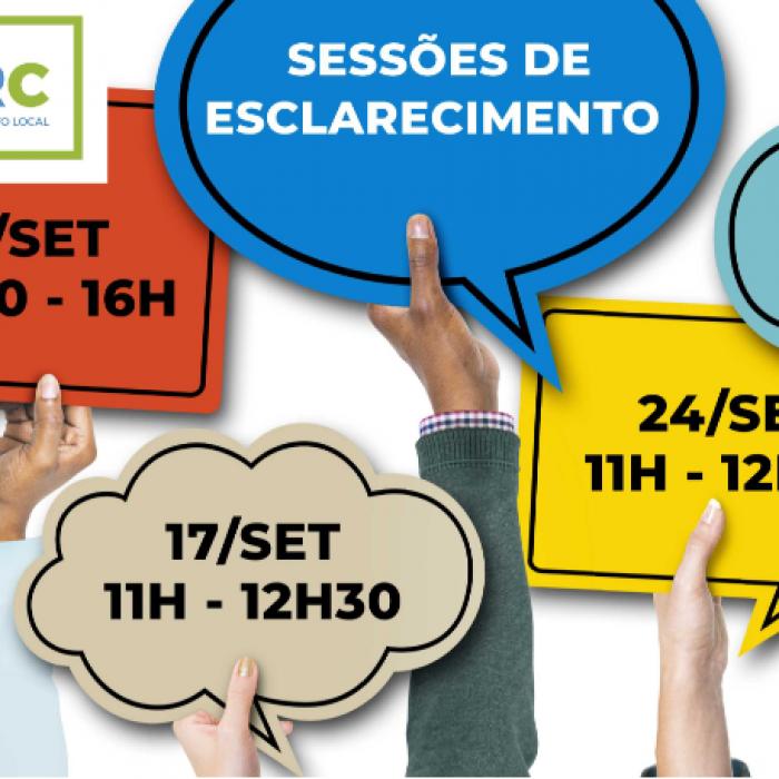 FatorC promove sessões de esclarecimento do Programa +CO3SO Emprego Urbano