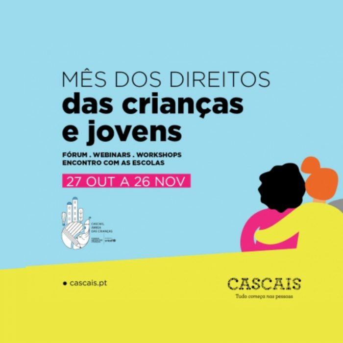 Workshops, webinars e um Fórum marcam o mês dos direitos das Crianças e Jovens