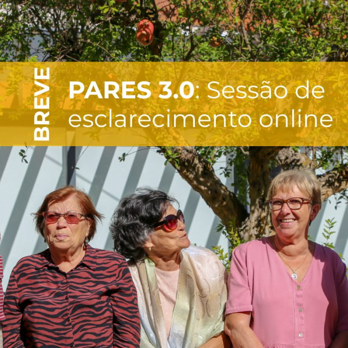 PARES 3.0: Sessão de esclarecimento online