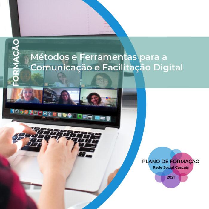 Inscrições abertas: Formação em Métodos e Ferramentas para a Comunicação Digital