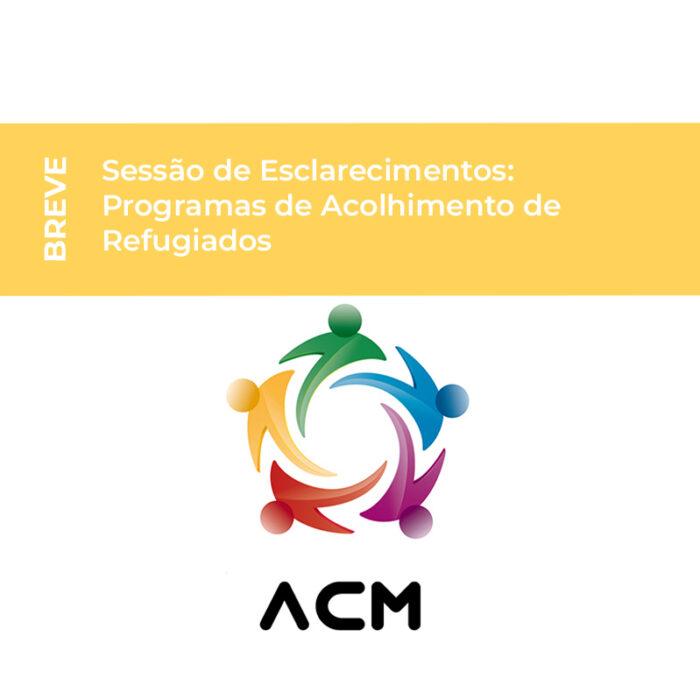 Sessão de Esclarecimentos: Programas de Acolhimento de Refugiados